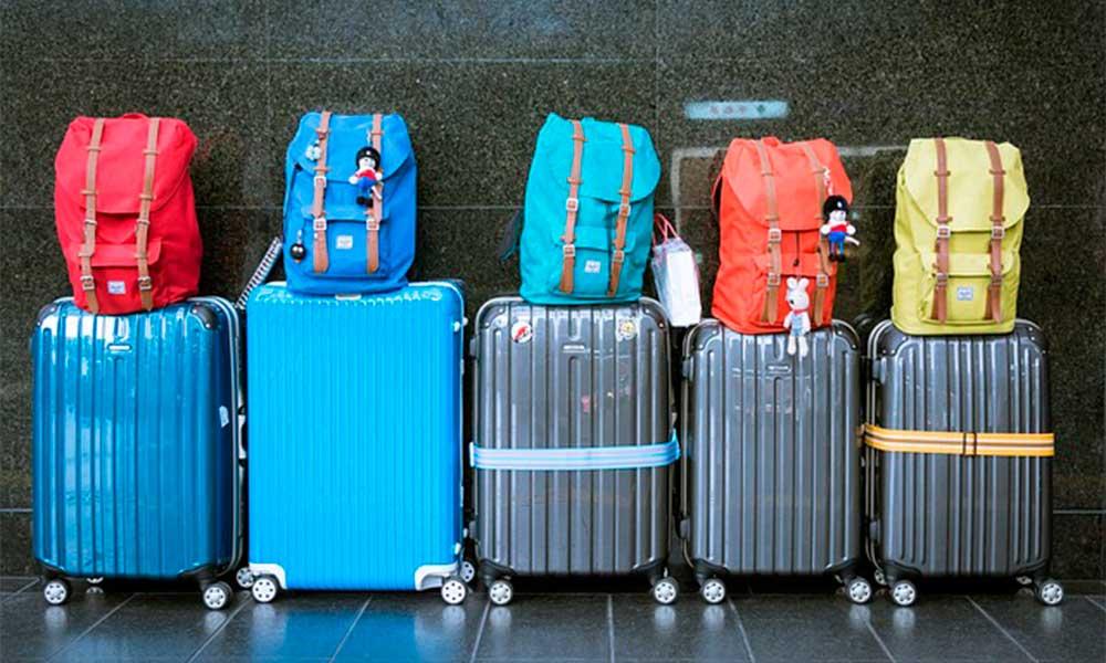 como hacer maleta de viaje
