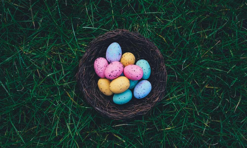 Historia de la pascua en Estados Unidos | Easter Eggs