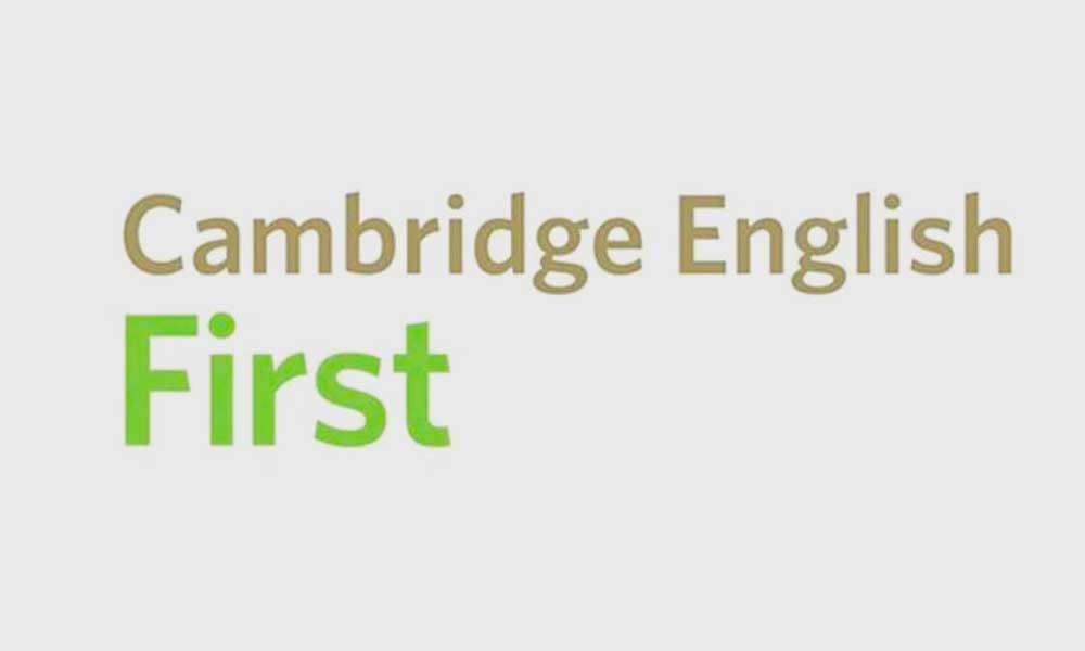 examen-first-certificate